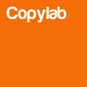 Copylab logo 400x400-orange